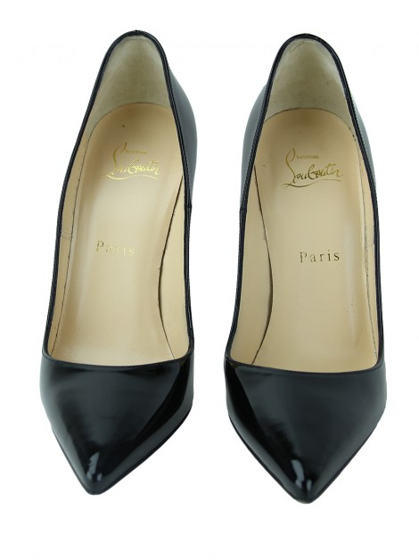 Sapato Christian Louboutin So Kate 120 Verniz