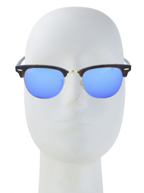 Óculo Ray-Ban Clubaster Flash Lenses