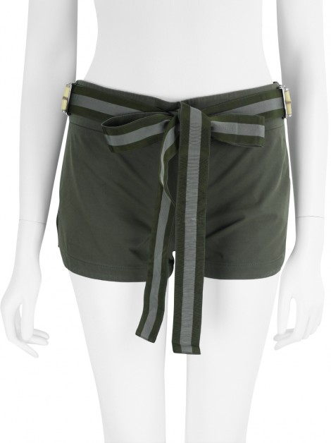 Shorts Gucci Oliva Web