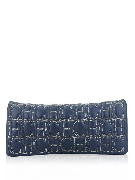 Clutch CH Carolina Herrera Jerry Azul
