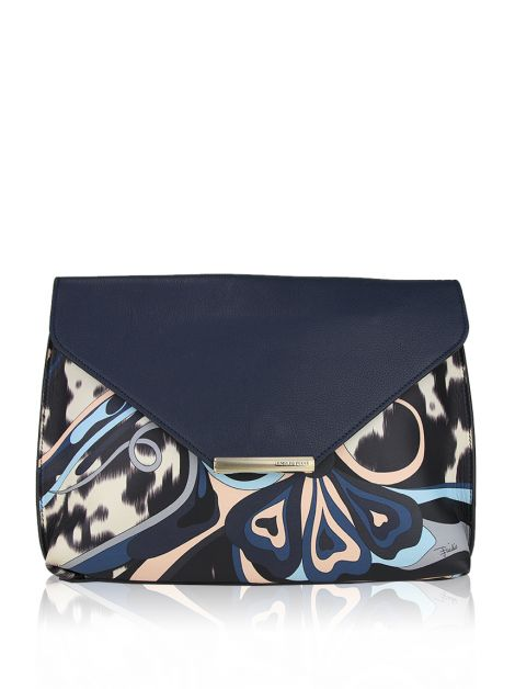 Clutch Emilio Pucci Newton Envelope Estampado