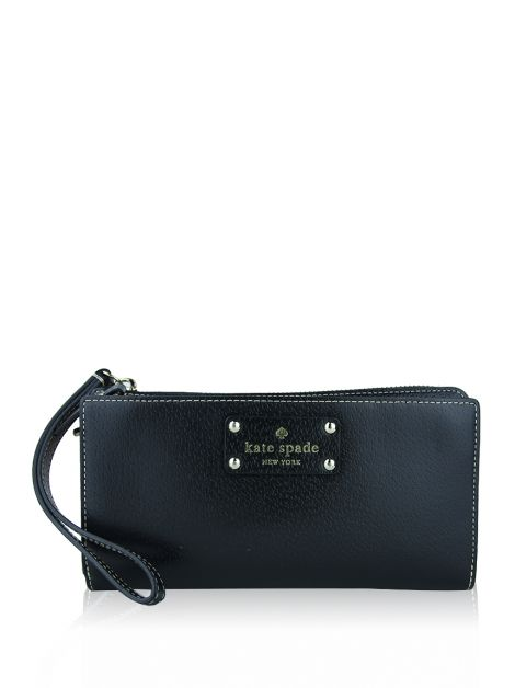 Clutch Kate Spade Wellesley Preto