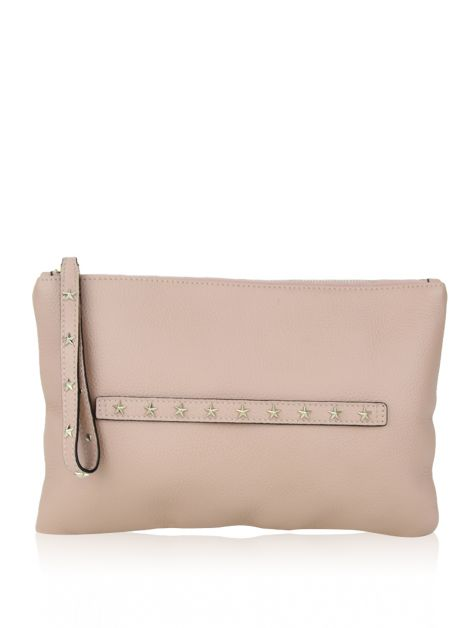 Clutch Red Valentino Couro Rosê