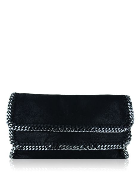 Clutch Stella McCartney Falabella Preto