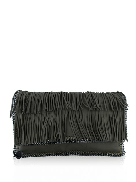 Clutch Stella Mccartney Shaggy Deer Falabella Fringes