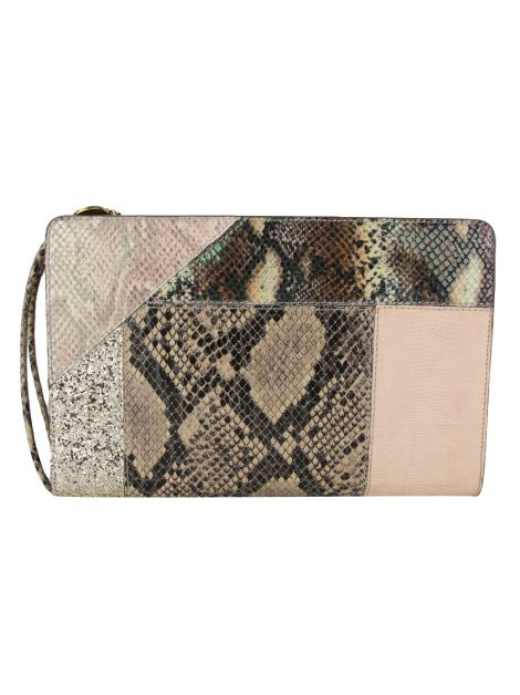 Clutch Stella McCartney Waverly Patchwork