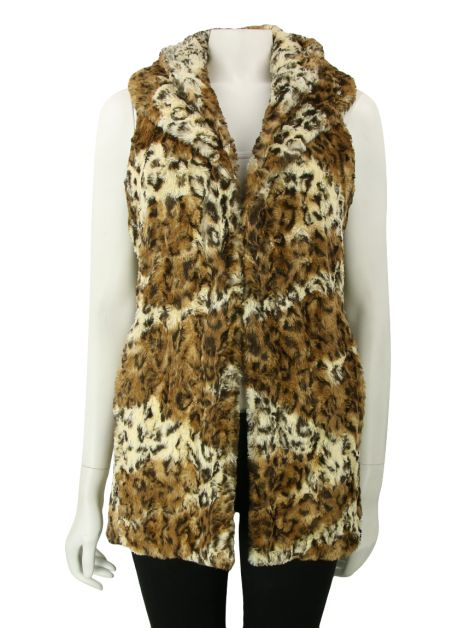 Colete Alice + Olivia Estampa Animal Print