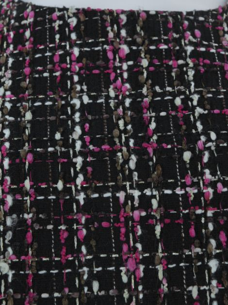 Conjunto Mixed Tweed Rosa
