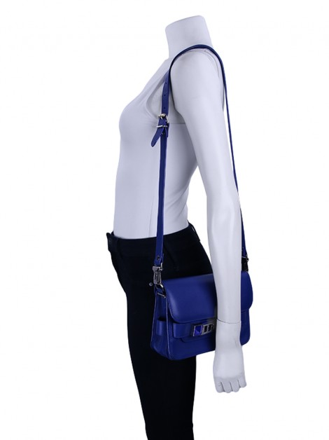 Bolsa Proenza Schouler PS11 Mini Azul Royal