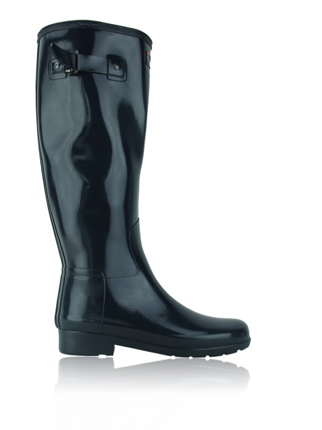 Bota Hunter W Original Refined Gloss Marinho
