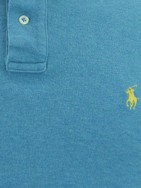 Blusa Polo Ralph Lauren Polo Custom Fit Azul