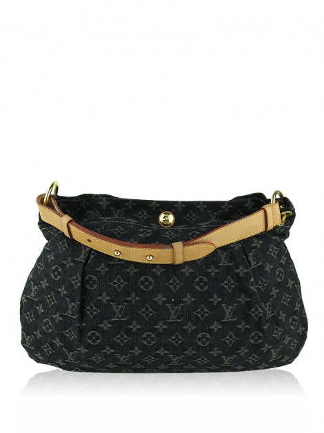 Bolsa Louis Vuitton Denim Daily PM Preto