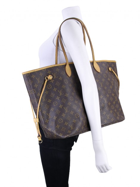 Bolsa Louis Vuitton Neverfull GM Monograma