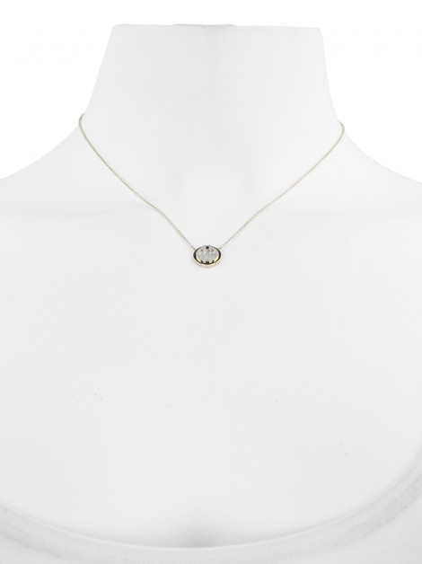 Colar Tiffany & Co Circle Tiffany T