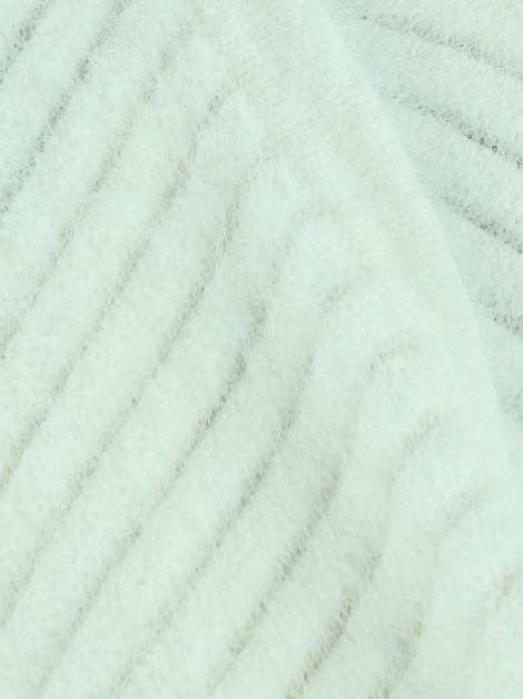 Capa Mixed Tricot Off White