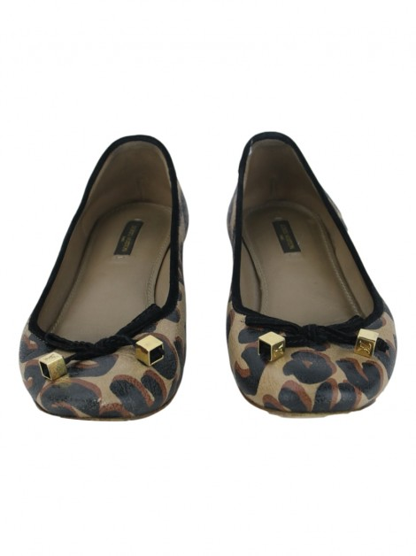 Sapatilha Louis Vuitton Stephen Sprouse Animal Print