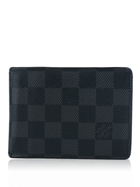 Carteira Louis Vuitton Multiple Damier Graphite