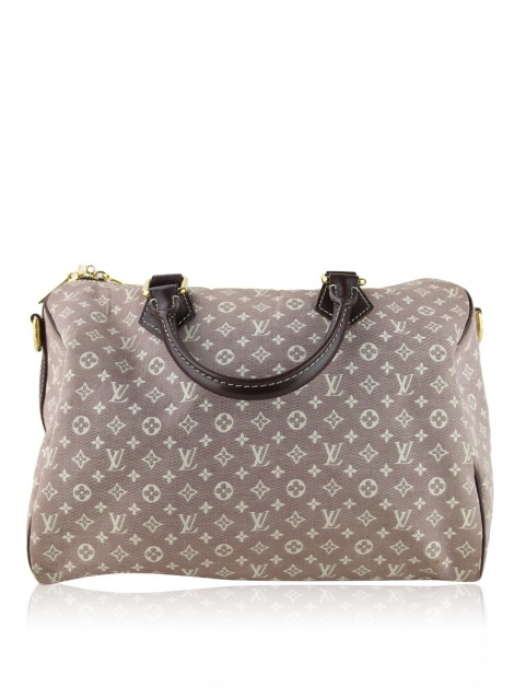 Bolsa Louis Vuitton Speed Monograma Idylle