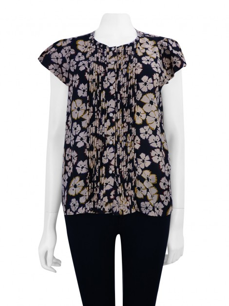 Blusa Marc By Marc Jacobs Normandy Estampado