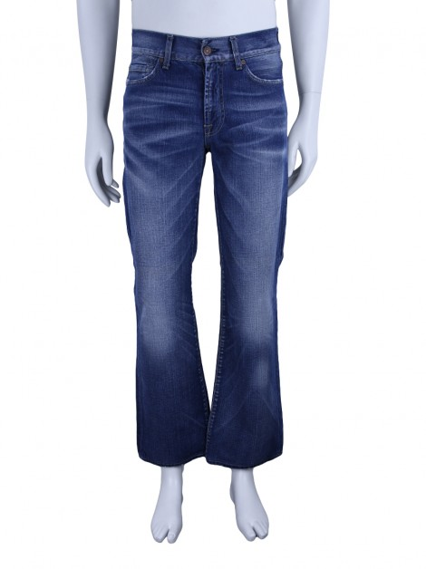 Calça Seven For All Mankind Jeans Bootcut Masculino