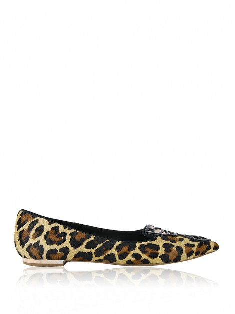Sapatilha Sophia Webster Animal Print