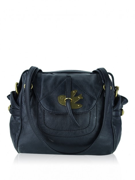 Bolsa Marc By Marc Jacobs Petal To The Metal Sookie Preta