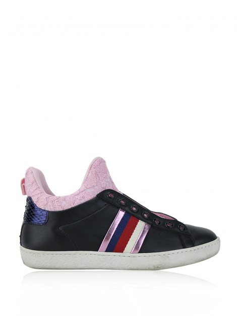 Tênis Gucci New Ace High Top