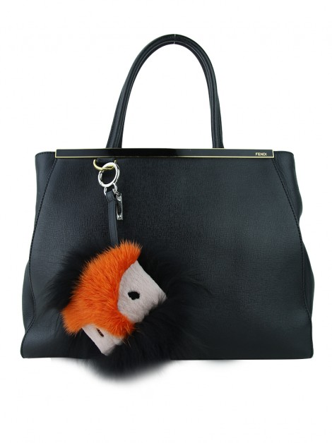 Chaveiro Fendi Lucky Look Bag Bug