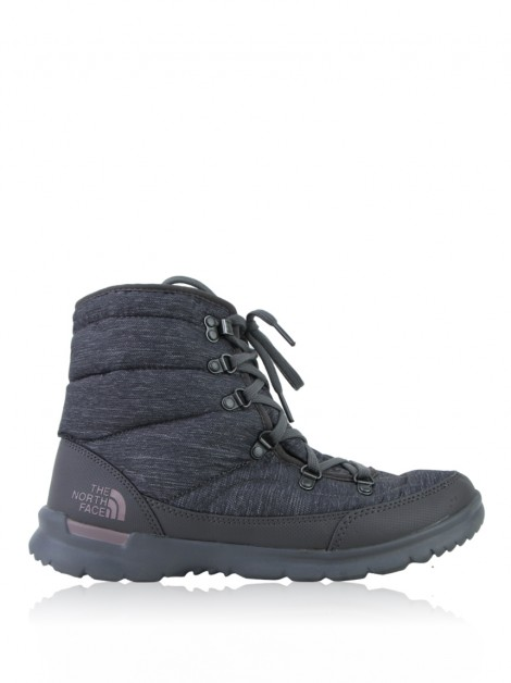 Bota The North Face Thermoball Lace II Cinza