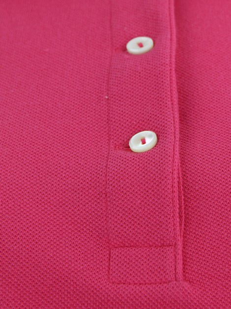 Blusa Lacoste Polo Pink