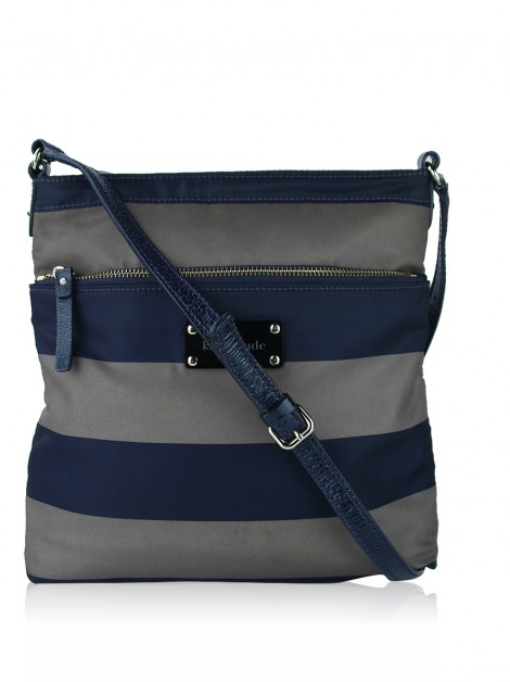 Bolsa Kate Spade Cambridge Stripe Lana Listrada