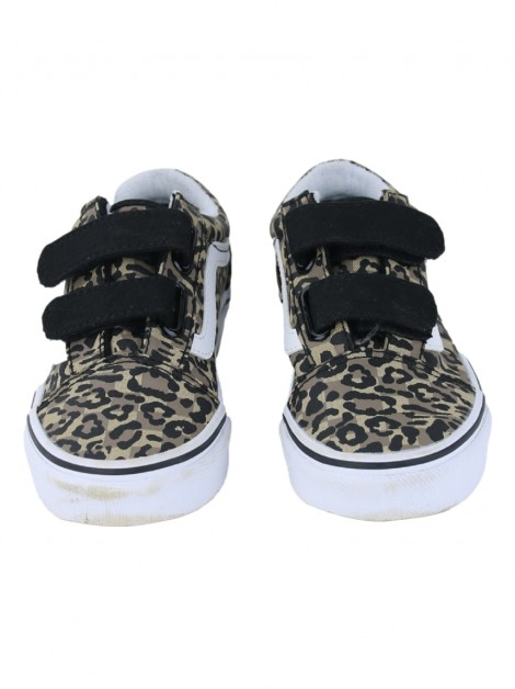 Tênis Vans Old Skool Animal Print Infantil