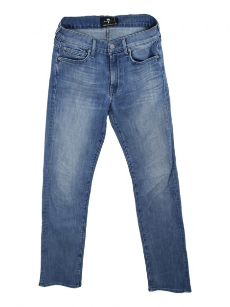 Calça Seven For All Mankind Slimmy Luxe Performancce Jeans Masculina