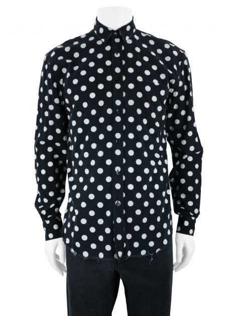 Camisa Yves Saint Laurent Estampa PB
