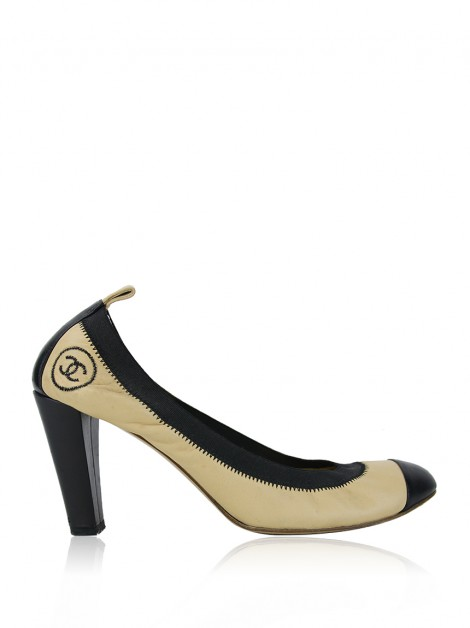 Sapato Chanel Stretch Spirit CC