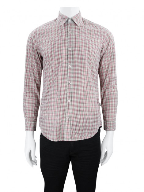 Camisa Hugo Boss Modern Essential