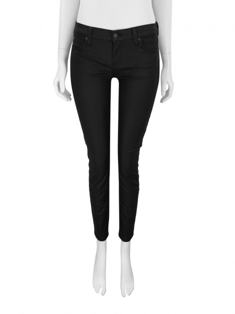 Calça Seven For All Mankind The Skinny Resinada