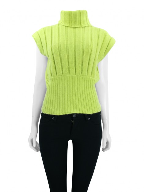 Blusa Matthew Williamson Cashmere Verde