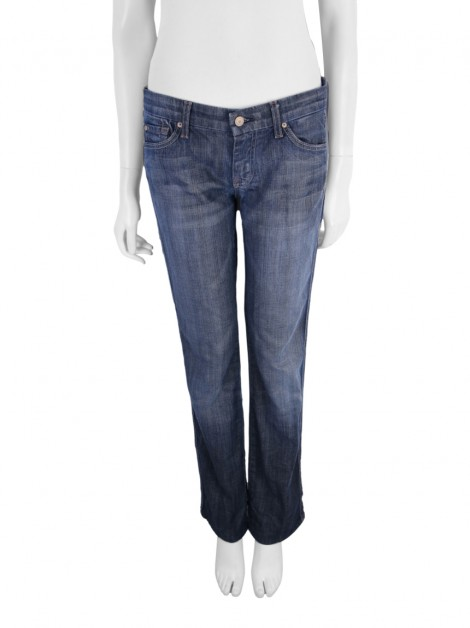 Calça Seven For All Mankind Carol Jeans