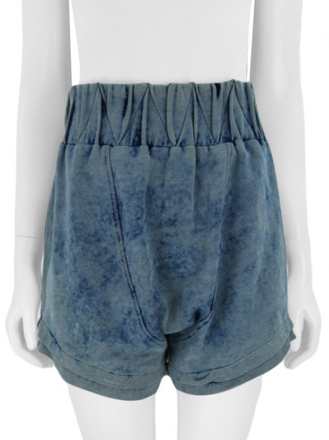 Shorts A. Niemeyer Estonado Azul