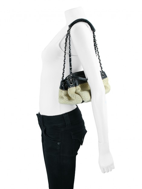 Bolsa Chanel Lax Accordion