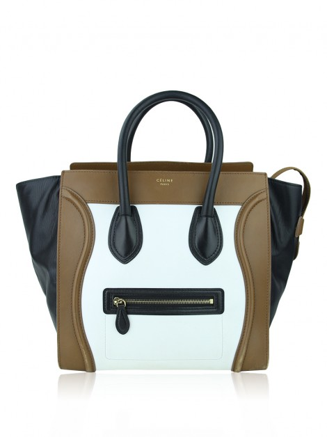 Bolsa Celine Mini Luggage Calfskin
