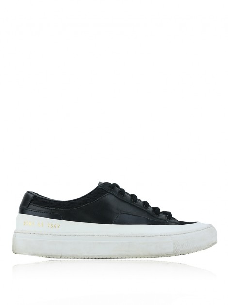 Tênis Common Projects Achilles Super Preto Masculino