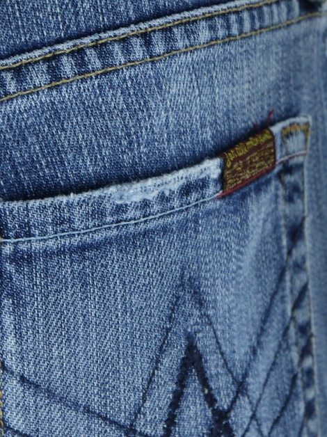 Calça Seven For All Mankind A' Pocket Jeans