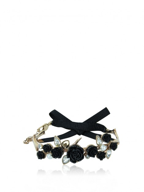 Pulseira Swarovski Bouquet Bangle