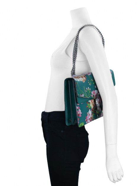Bolsa Gucci Dionysus Blooms Medium