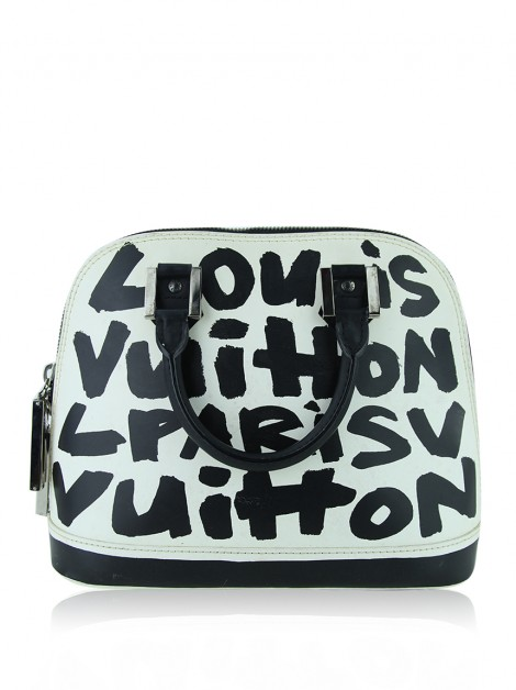 Bolsa Louis Vuitton Alma MM Stephen Sprouse Grafitti