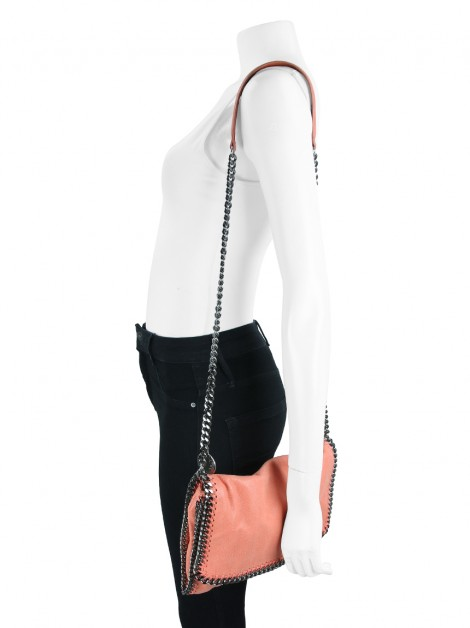 Bolsa Stella Mccartney Falabella Mini Coral