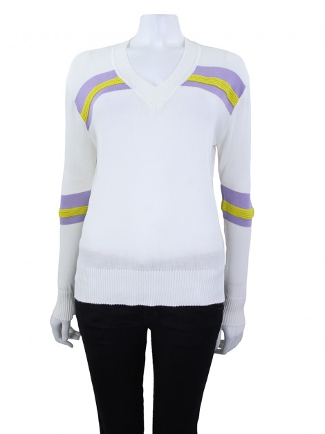Blusa B/Yourself Ampla Off White
