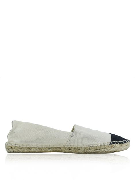 Espadrilhe Tory Burch Color Block Nude